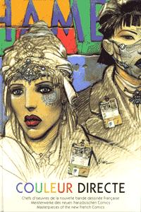 Couleur Directe | Direktkolorierung, Einzelband, Edition Kunst der Comics