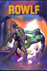 ROWLF & Die Bestie von Wolfton, Einzelband,