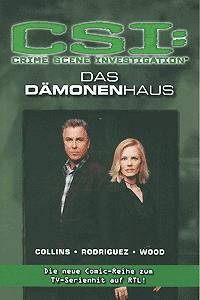 CSI, Band 5, Das D�monenhaus