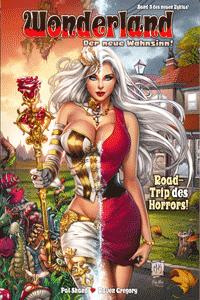 Wonderland - Der neue Wahnsinn, Band 3, Panini Comics | Vertigo Wildstorm