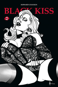 Black Kiss, Band 2, Panini Comics (Wildstorm/Vertigo)