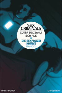 SEX CRIMINALS, Band 2, Panini Comics | Vertigo Wildstorm Panini