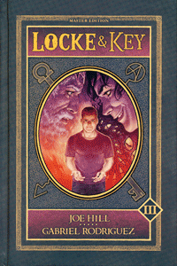 LOCKE & KEY MASTER EDITION, Band 3, Panini Comics | Vertigo, Wildstorm, Panini