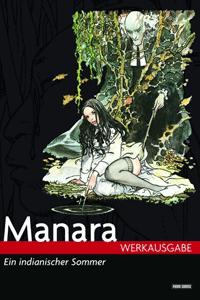 MANARA WERKAUSGABE, Band 2, Panini Comics (Vertigo/Wildstorm/Panini)