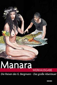 MANARA WERKAUSGABE, Band 7, Panini Comics | Vertigo, Wildstorm, Panini