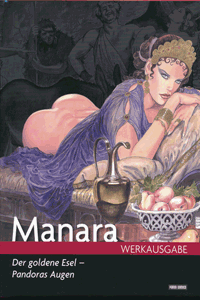 MANARA WERKAUSGABE, Band 17, Panini Comics | Vertigo, Wildstorm, Panini