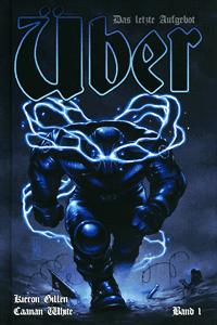 ÜBER - Das letzte Aufgebot lim. Hardcover, Band 1, Panini Comics (Vertigo, Wildstorm, Panini)