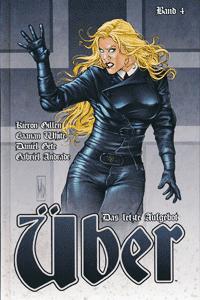 ÜBER - Das letzte Aufgebot lim. Hardcover, Band 4, Panini Comics | Vertigo, Wildstorm, Panini