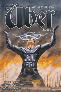 �BER - Das letzte Aufgebot lim. Hardcover, Band 5, Panini Comics | Vertigo, Wildstorm, Panini