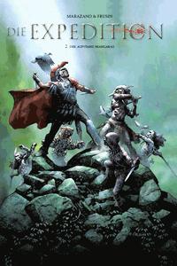 Die Expedition, Band 2, Panini Comics