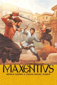 MAXENTIUS, Band 3, Panini Comics