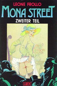 Mona Street, Band 2, Sinnenfreude Comics