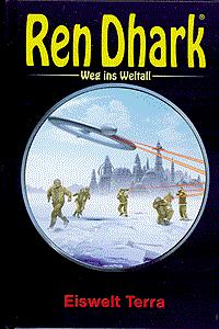 REN DHARK | Weg ins Weltall, Band 1, Eiswelt Terra