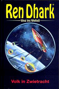 REN DHARK | Weg ins Weltall, Band 15, Unitall Verlag