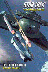 Star Trek VANGUARD, Band 3, Ernte den Sturm