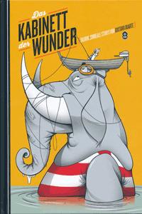 Das KABINETT der WUNDER, Einzelband, Panini Comics