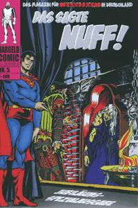 Das sagte Nuff!, Band 5, Bargeld Comic