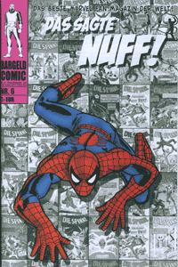 Das sagte Nuff!, Band 6, Bargeld Comic