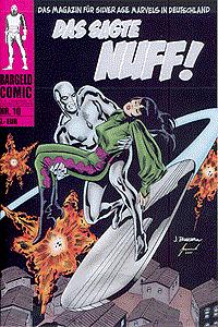 Das sagte Nuff!, Band 10, Bargeld Comic