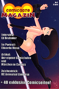 Comicgate Magazin, Band 2,