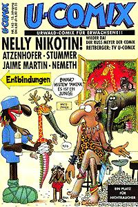 U-Comix | 20. Jahrhundert, Band 143, Magazin