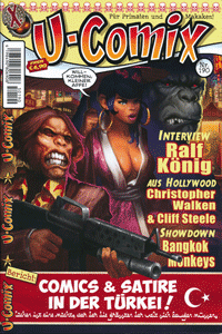 U-Comix | 21. Jahrhundert, Band 190, Parodie-Magazin