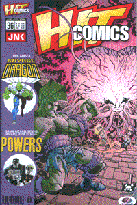 Hit Comics, Band 36, Savage Dragon
