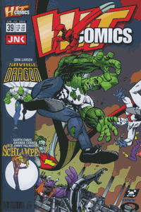 Hit Comics, Band 39, Savage Dragon, Ohdhcc, Hitparade, Die Schlampe,...