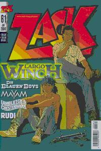 ZACK, Band 61, Largo Winch