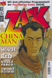ZACK, Band 63, ZACK-Magazin