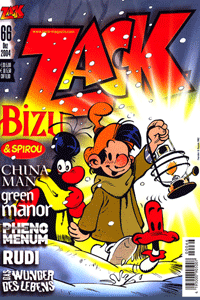 ZACK, Band 66, ZACK-Magazin