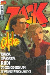 ZACK, Band 67, Agent Alpha