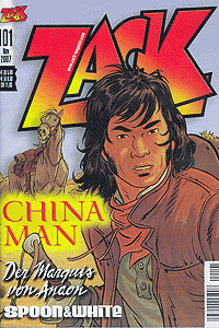 ZACK, Band 101, ZACK-Magazin
