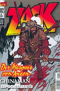 ZACK, Band 102, Der Marquis von Anaon