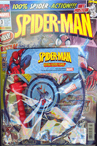Spider-Man Magazin, Band 3, Weltraum Albtraum