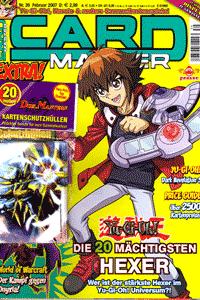 Cardmaster, Band 39, Februar 2007