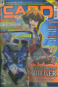 Cardmaster, Band 45, August 2007