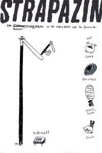 STRAPAZIN, Band 78, Comicmagazin - Humor Comics