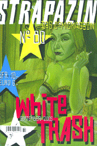 STRAPAZIN, Band 80, Comicmagazin - White Trash