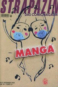 STRAPAZIN, Band 81, Comicmagazin - Manga