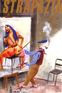 STRAPAZIN, Band 83, Comicmagazin - Comics ohne Protagonisten