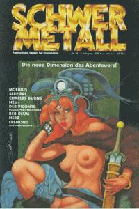 Schwermetall, Band 88, Morbus Gravis, Der Vicomte, Rassasius, . . .