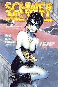 Schwermetall, Band 92, Alpha-Comic Verlag