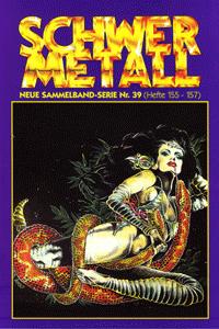 Schwermetall, Sammelband 39, Die Überlebende, Margot in Bad Town,...