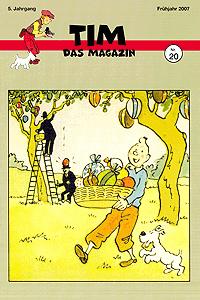 Tim das Magazin, Band 20, Frühjahr 2007