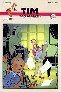 Tim das Magazin, Band 21 und 22, Sommer 2007 (Doppelnummer)
