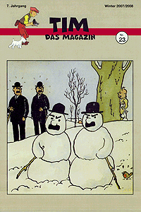Tim das Magazin, Band 23, Winter 2007/2008