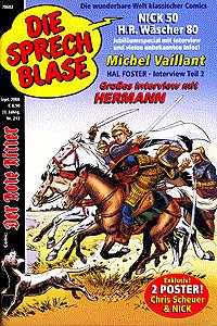 Die Sprechblase, Band 212, Die wunderbare Welt klassischer Comics