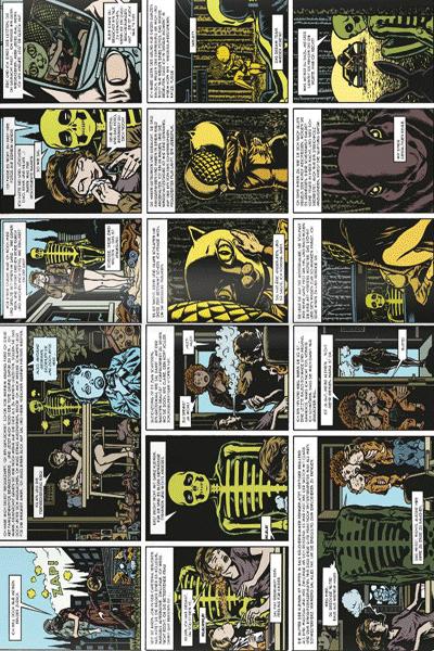 Leseprobe 2 von Der König der Fliegen, Band 2 - Der Ursprung der Welt