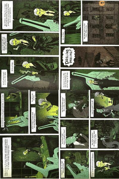 Leseprobe von Professor Bell, Band 3 - Der Affenkönig